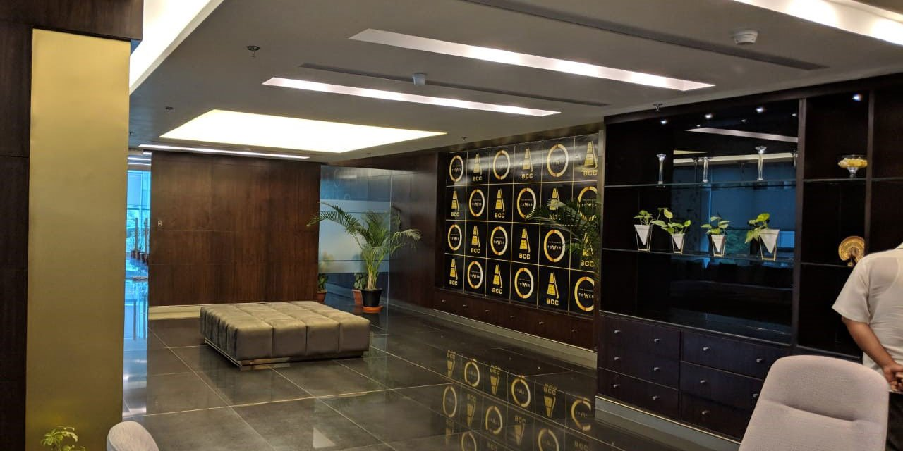 Bharat City Office, Film City, Sec-16 A, Noida